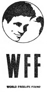 Stamp printing of the WFF